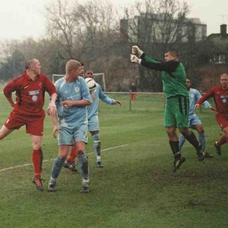 KIFL - Fixture - Meridian FC vs Hollands & Blair FC -  9/2/13