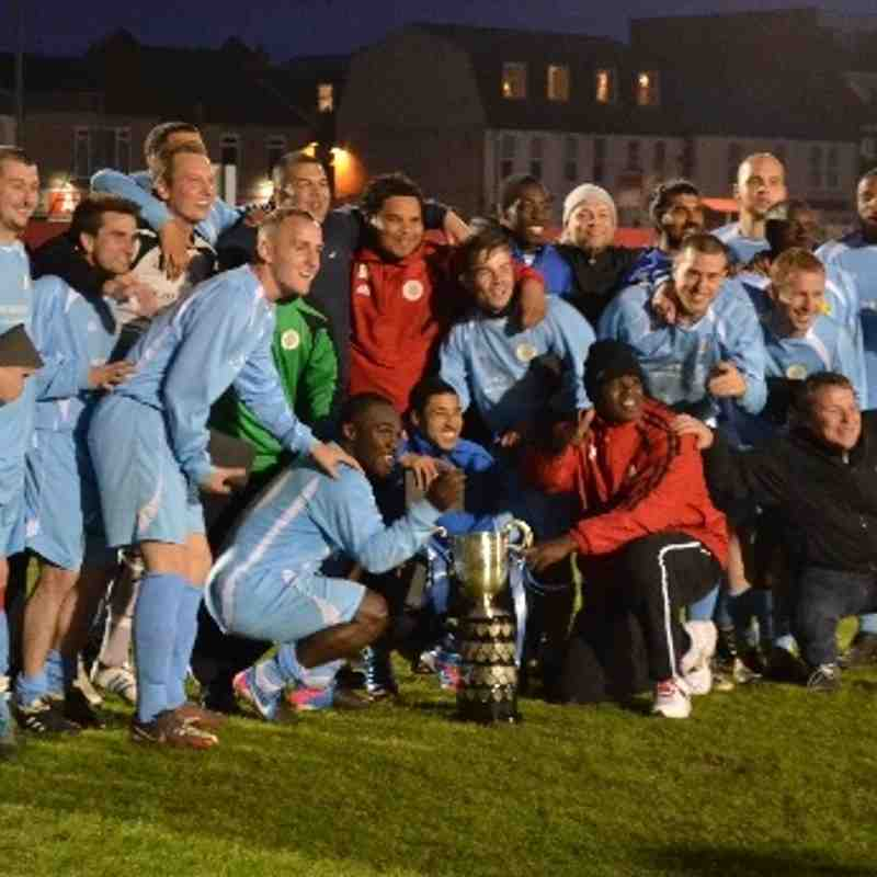 Hospitals Charity Cup Final 2012 / 2013