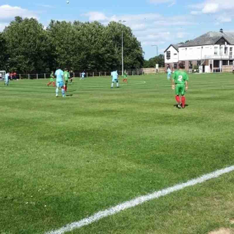 Meridian VP FC vs Lydd Town FC  -  22/8/15