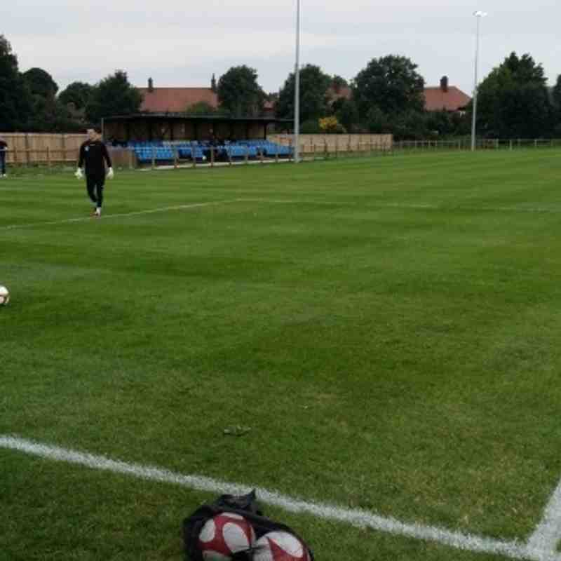 Meridian VP FC vs Forest Hill Park FC - 18/8/15