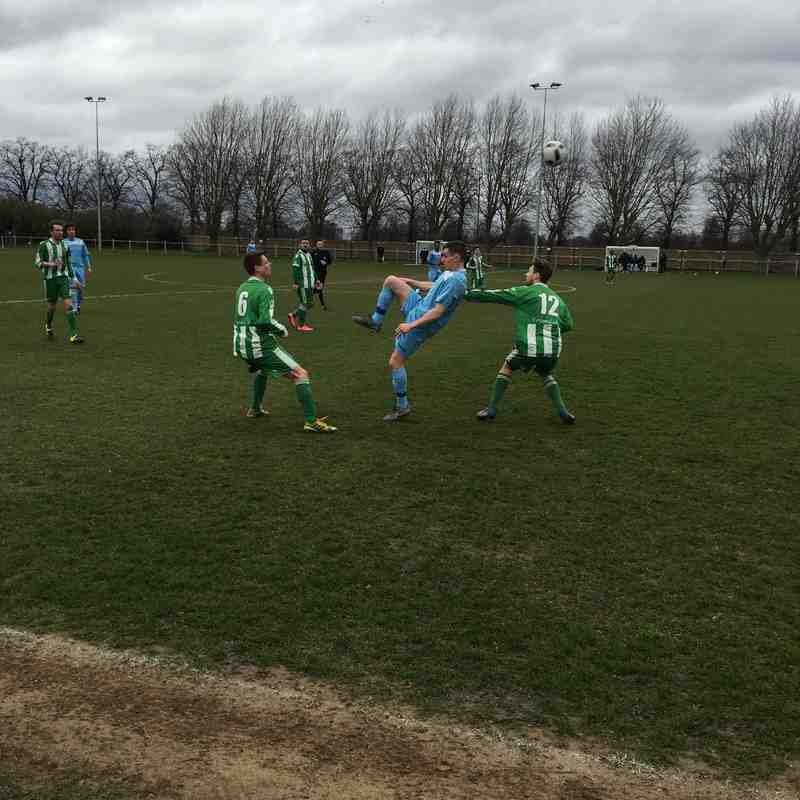Meridian VP v Rusthall FC - 26/3/16