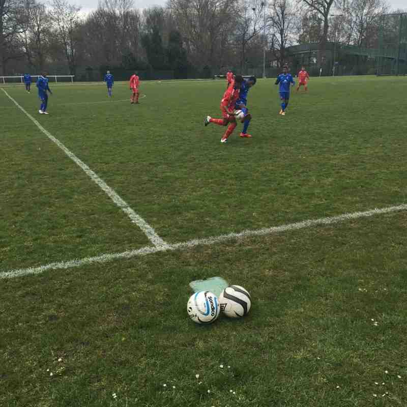 Forest Hill Park v Meridian VP  -  23/4/16