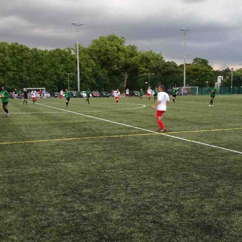 Meridian VP v Cray Valley PM Res.  -  27/7/2016