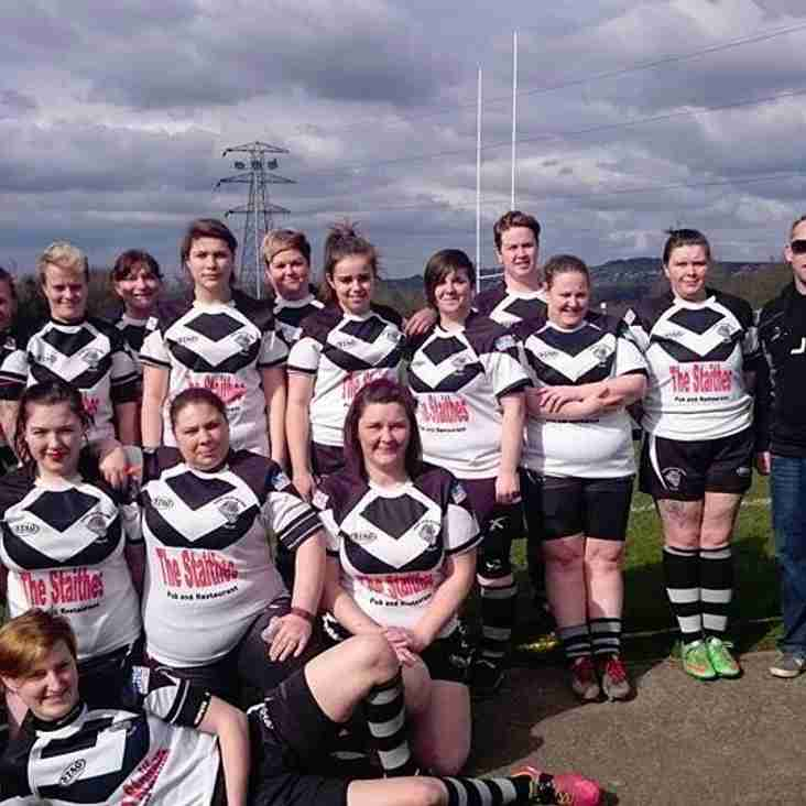 First Game for Dearne Valley bulldogs Ladies Team this Sunday 1:30pm Ko @ home