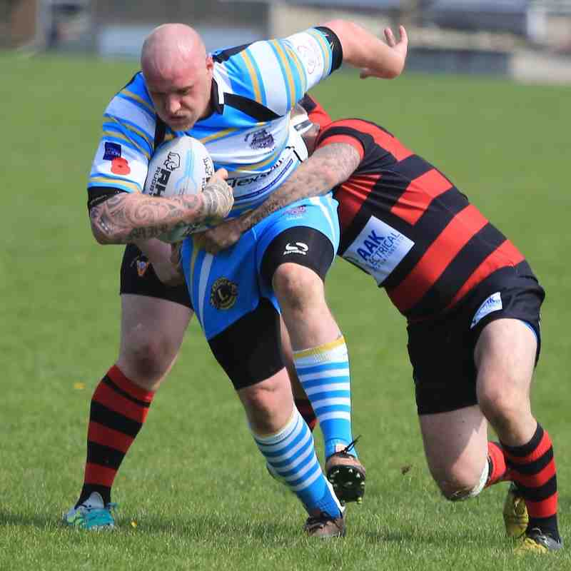 Dearne Valley Bulldogs v Birstall vic 7/5/16