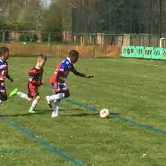 U7's VS Westerham Wolves