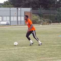 Training 18th August