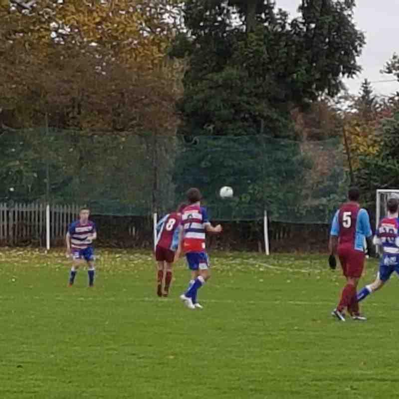 PTFC Reserves in Action Against Sydenham Sports