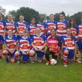 Peckham Town Ladies lose to Wandsworth Borough 2 - 6