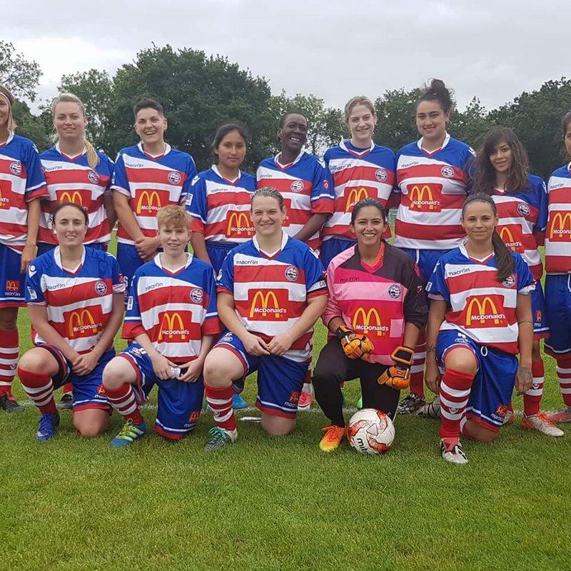 Peckham Town Ladies beat Hackney Womens Res 7 - 0