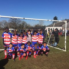 Peckham Town U11 Cup Final Pictures