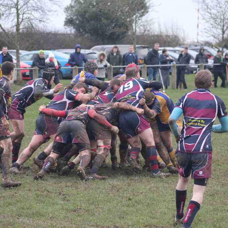 Bosworth v Spalding, January 2016