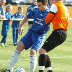 FA Vase vs Wokingham and Embrook. Photos compliments of The Banbury Guardian