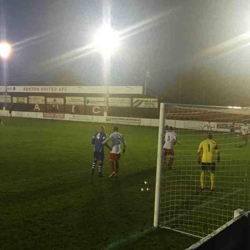 Ashton United V SCTFC