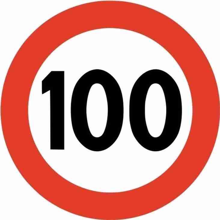 100 Club - March draw