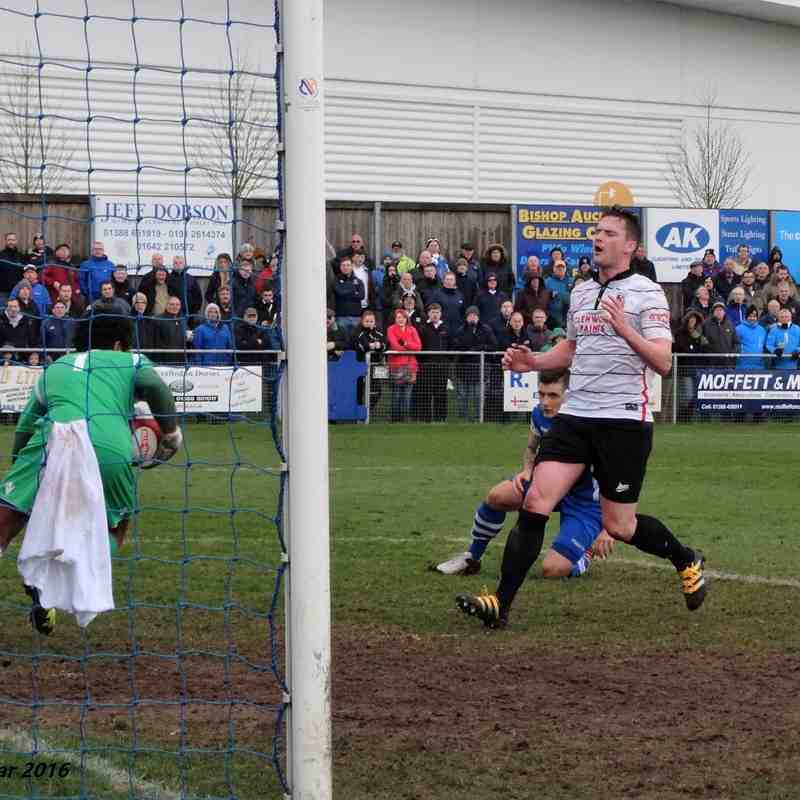 Darlington v SCTFC 2.4.16