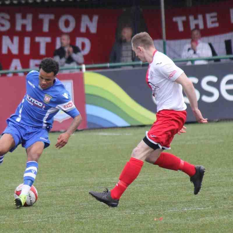 SCT FC vs Aston United - 23/04/16