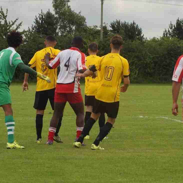Surtton Charity Cup Result: