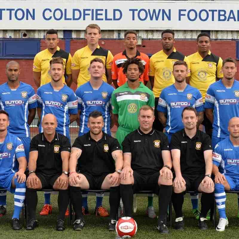 2016-17 First team