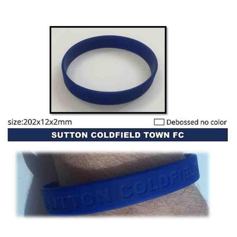 SCTFC Silicone Wrist Band