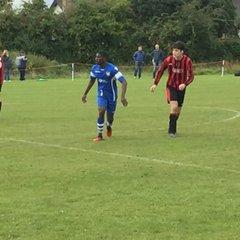 U21 v Mickleover Friendly 09-09-17