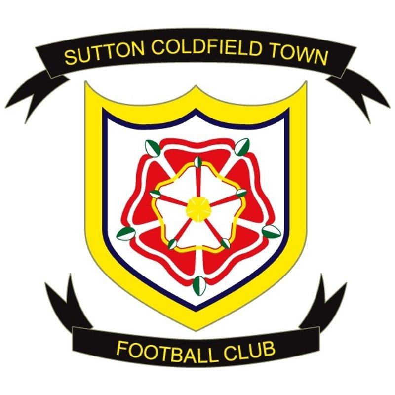 Bilston Town 0 Sutton U18's 11