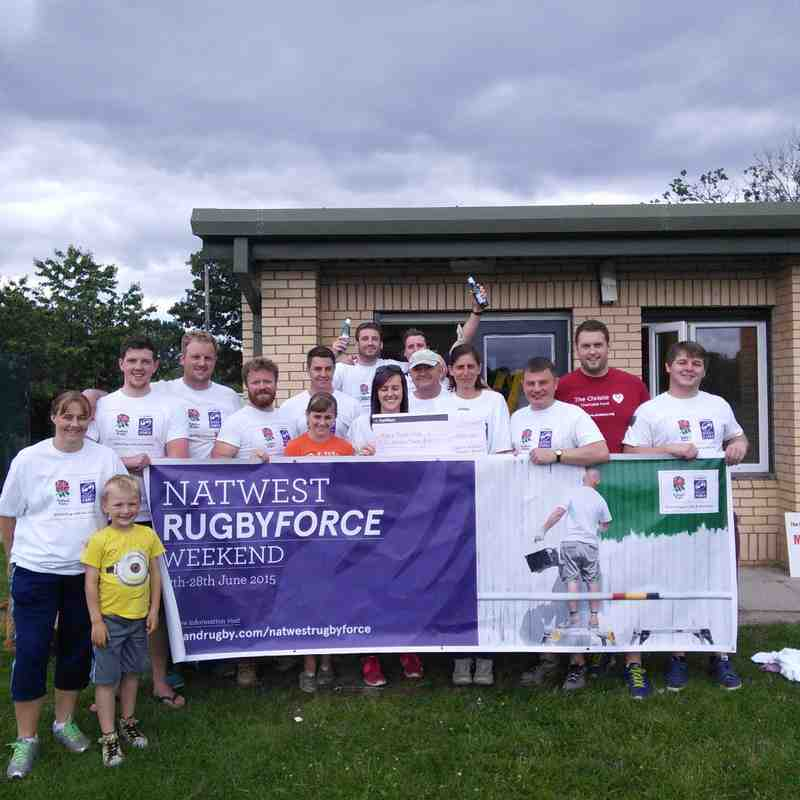 Natwest Rugby Force Weekend