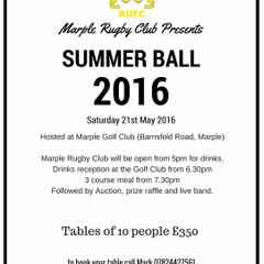 Summer Ball 2016