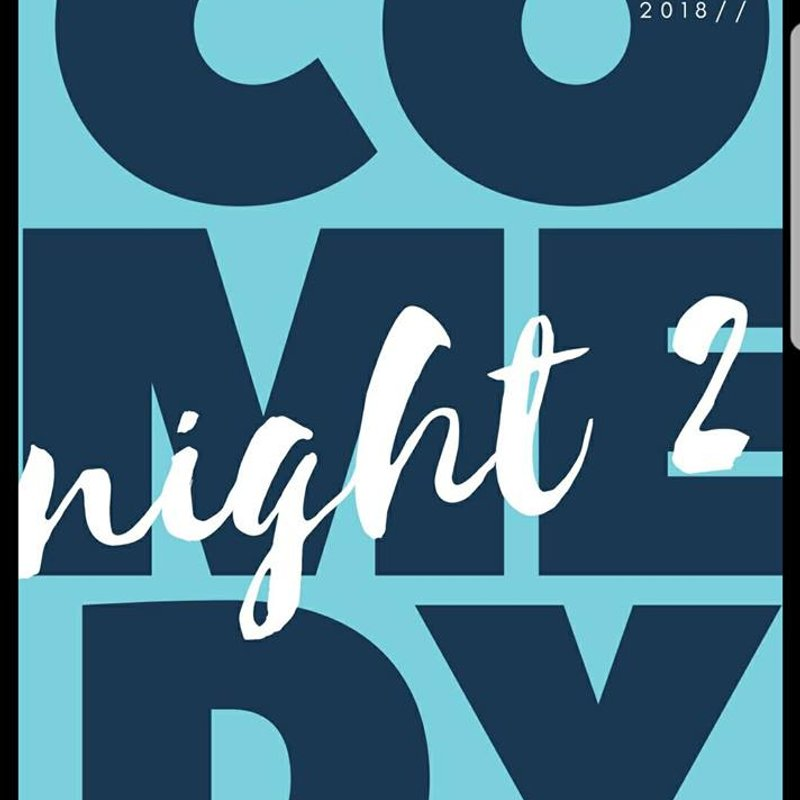 Comedy Night 3rd March 2018