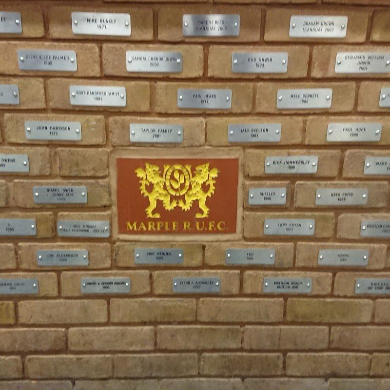 Sponsor a brick