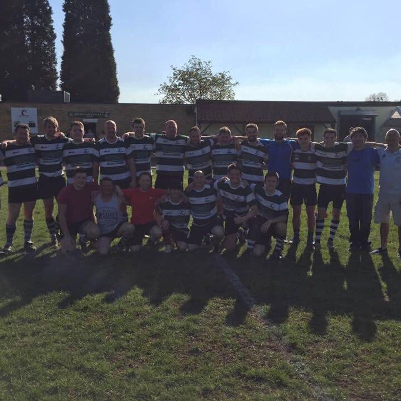 Fantastic Third's end league campaign on a high note
