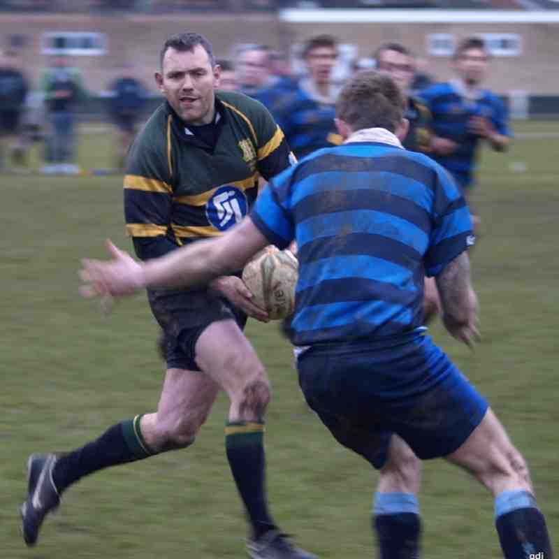 A Vipers XV at home to Syston - Feb 10th