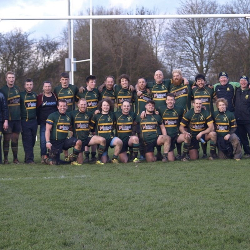 Vipers 1st XV lose to Market Harborough 28 - 5