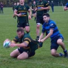 H161112_1st XV Vs Syston Cup Match