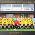 Parramore F.C. beat Staveley Miners Welfare 3 - 1