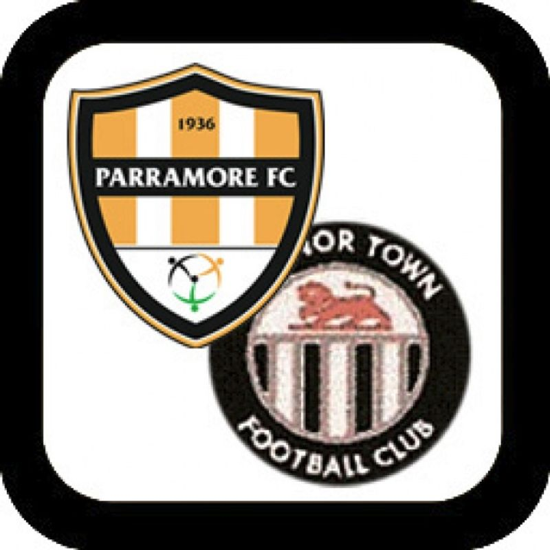 Heanor Town (0) - (3) Parramore