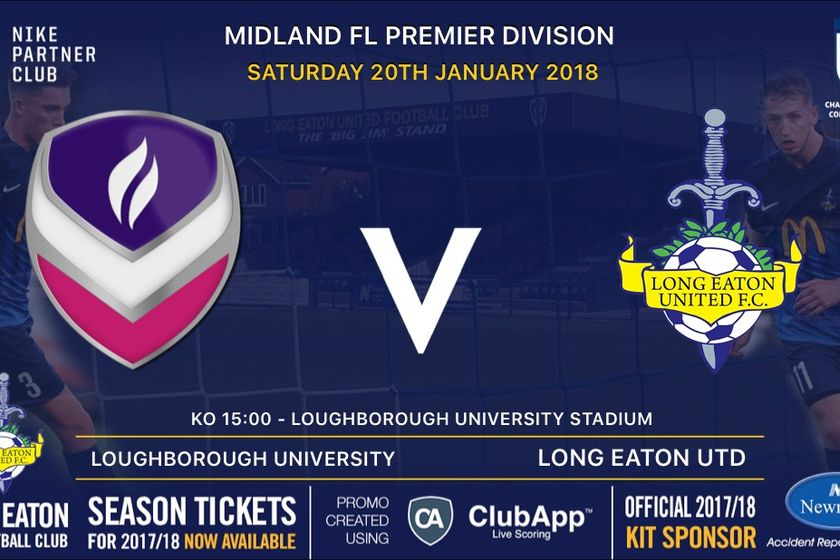 Next up for the Blues is an away trip to Loughborough Uni this Saturday