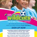 Long Eaton United SSE Wildcats - only 1 week to go !!!