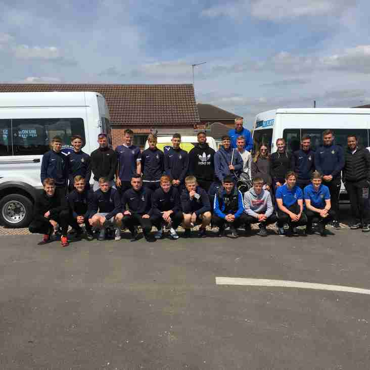 Good luck in the 3 Peaks Challenge