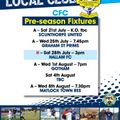 Long Eaton United CFC Pre-season Fixtures announced