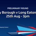 Blues face Boldmere mid week then are back in FA Cup action on Saturday