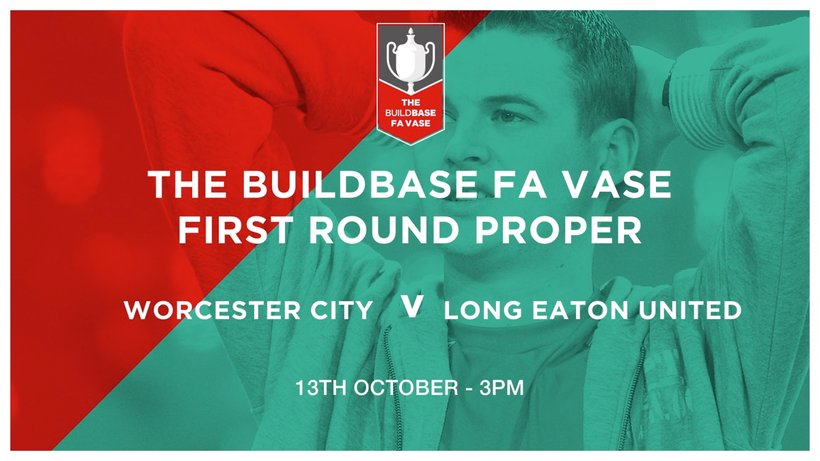 Blues Travel To Worcester City In The Fa Vase On Saturday News