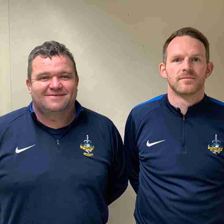 Paul Holland and Andy Todd confirmed Managers for 2019/2020 season