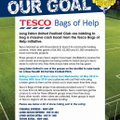 Today's The Day - Tesco Bags of Help & Long Eaton United