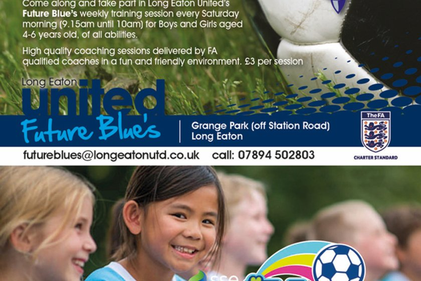 Superb Future Blues & Wildcats Programme continues through the Summer