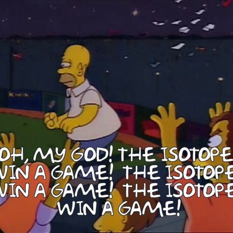 Bolton Mets Win A Game!
