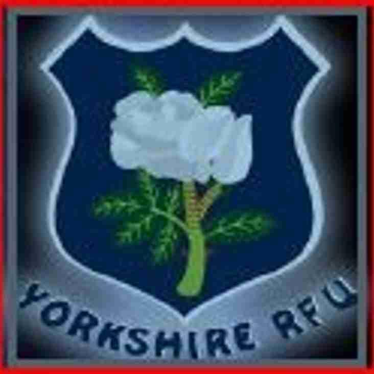 Yorkshire U18's vs Lancashire U18's