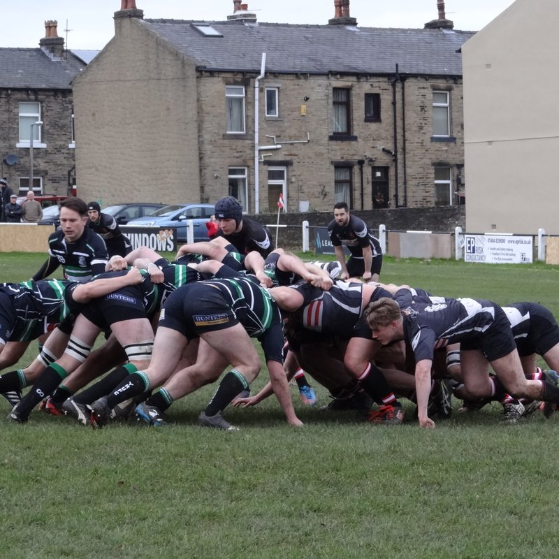 Match Report : Old Brods 27 York 27