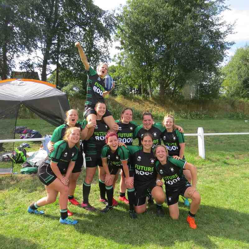 York RUFC Women Halifax 7s 04-08-2018