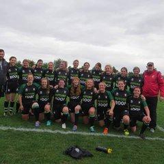 York RUFC Women v Driffield 09-09-18